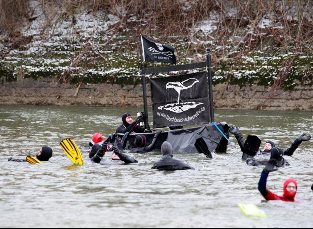 52. Neuburger Donauschwimmen 2022